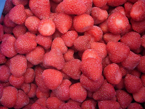 Frozen Strawberry Whole
