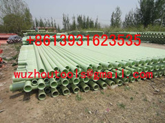 Frp Underground Pipe For Cable Protection High Pressure