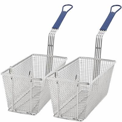 Fry Basket For Food Deep Frying Or Presentation