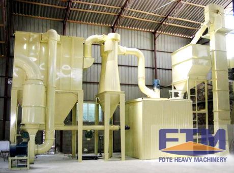 Ftm Coal Grinding Mill
