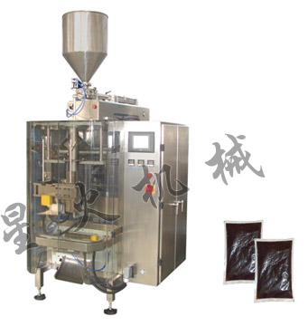 Full Automatic Chili Sauce Filling Machine