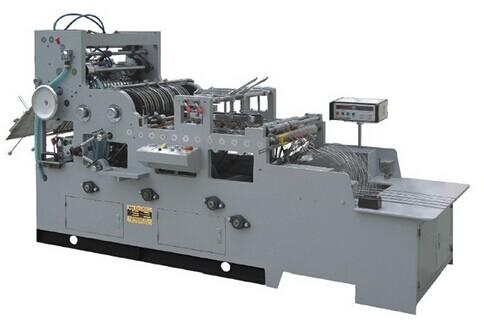 Full Automatic Chinese Style Envelope Making Machine