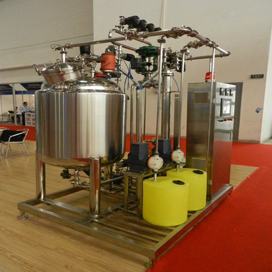 Full Automatic Cip Cleaning System For Sale Ce Factory Price