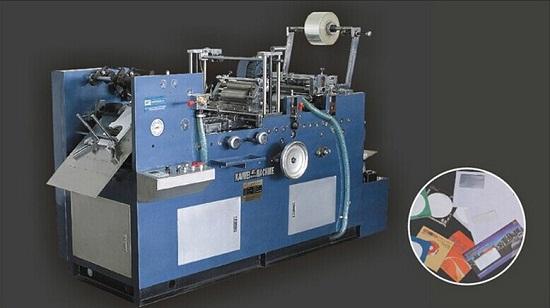 Full Automatic Envelope Windowing Film Sticking Machine