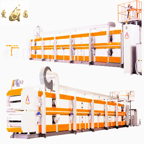 Full Automatic Phenolic Insulation Board Machine