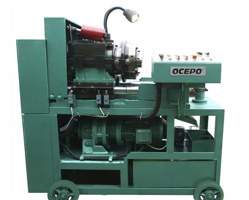 Full Automatic Rebar Thread Cutter Steel Cutting Machine Gzl 45