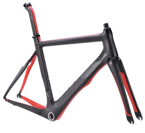 Full Carbon Aero Dynamic Road Frame
