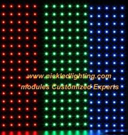 Full Color Led Display Screen Module