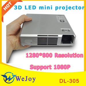 Full Hd 3d Led Mini Projector Home Theater