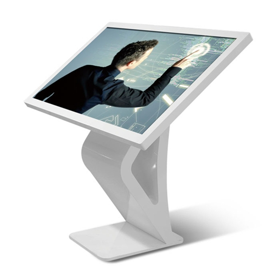 Full Hd 42 Inch Floor Stand Digital Signage Kiosk Player