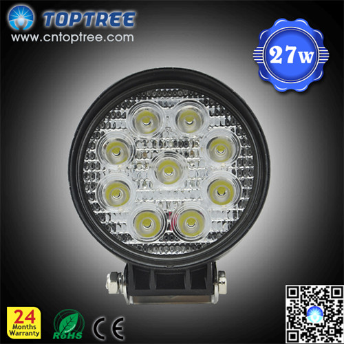 Full Line Of Led Work Lamps Auxiliary Driving Lights