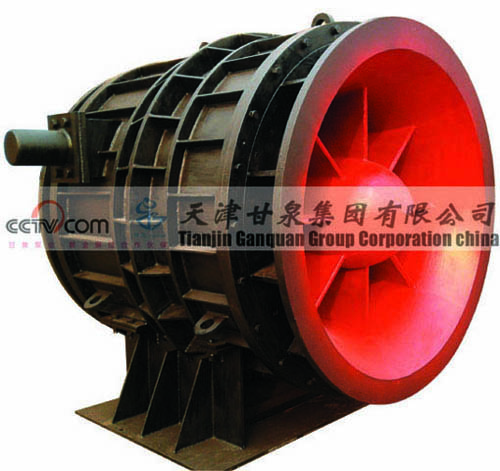 Full Tubular Type Axial Flow Pump