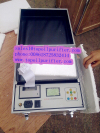 Fully Automatic Insulation Oil Breakdown Voltage Tester