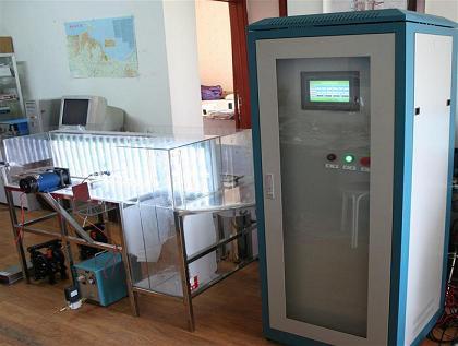Fully Transparent Optical Bioreactor 50 1000l 7 5