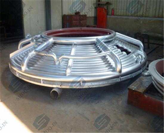 Furnace Body Shell Lid