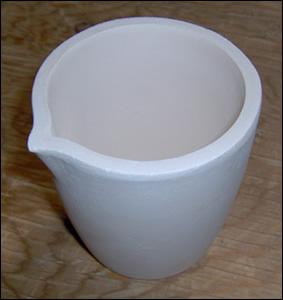 Fused Quartz Crucible
