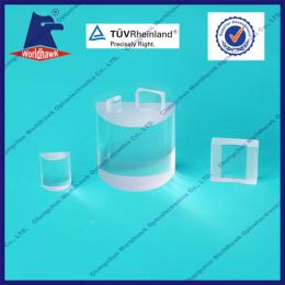Fused Quartz Glass Optical Lense