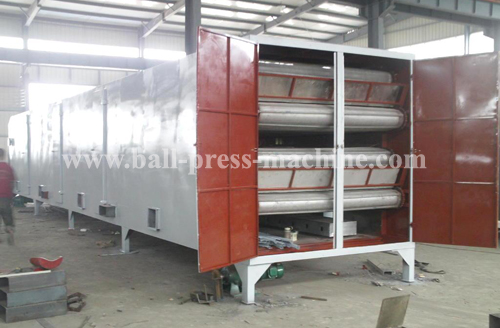 Fuyu Best Selling Chain Conveyor Dryer