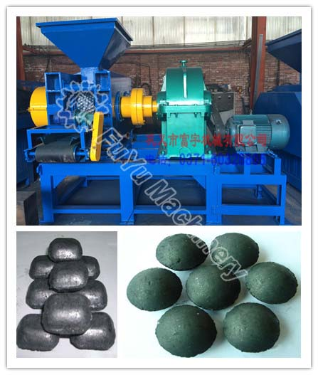 Fuyu Magnesium Powder Briquette Machine