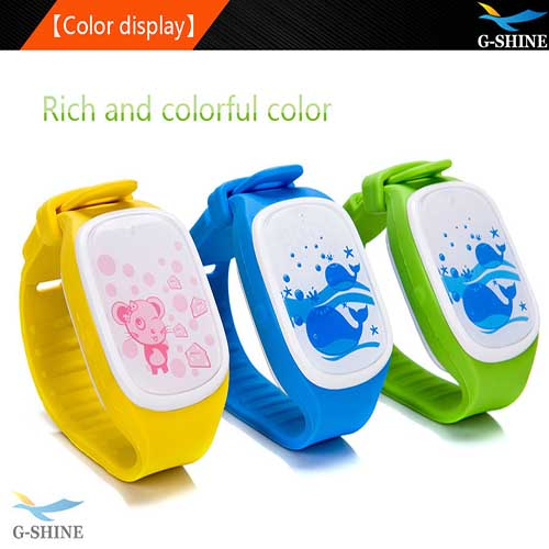 G Shine Special Offer Watches Gps Kid Watch Smartwatch For Safety G01