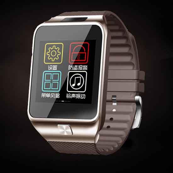 G Shine Watch Phone Water Resistant Wristwatch Gps G05