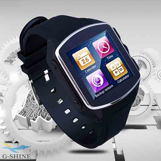 G Shine Watch Phone With Gps For Android Smartwatch S5