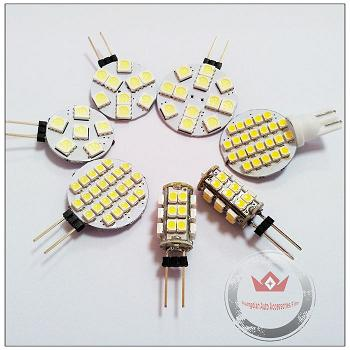 G4 Led Car Light 5050 Smd Bulb Auto Lamp