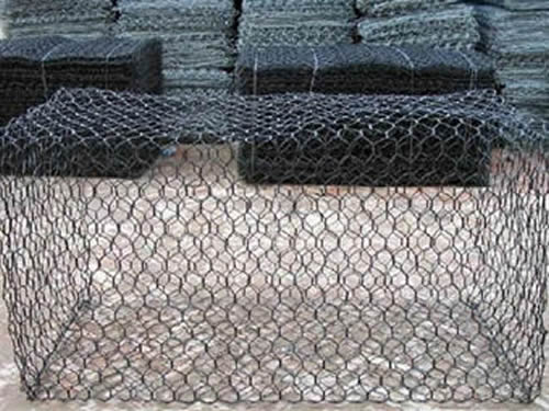 Gabion Baskets Most Effective Choice For Erosion Control