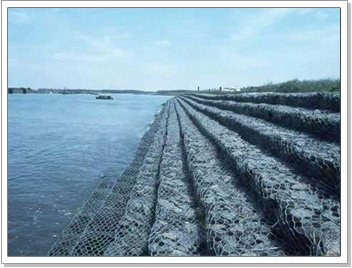 Gabion Box Galvanized And Pvc Coated