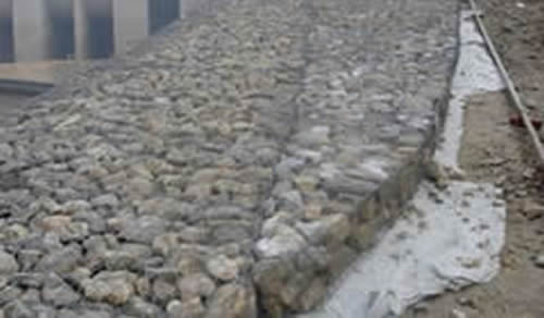 Gabion Mattress Gives A Friendly Device Of Erosion Control