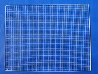 Galvanized Barbecue Grill Mesh