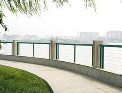 Galvanized Bridge Fence Hot Sale