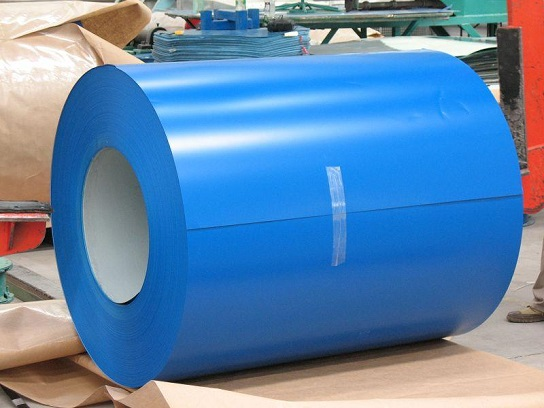 Galvanized Color Coated Coil