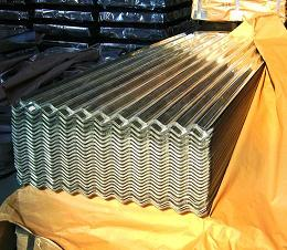 Galvanized Corrugated Metal Roofing Sheets