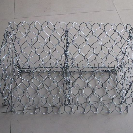 Galvanized Gabion Boxes Basket