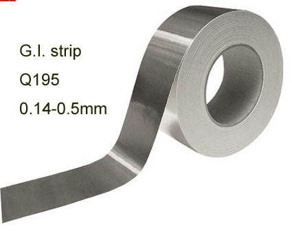 Galvanized Metal Steel Straps