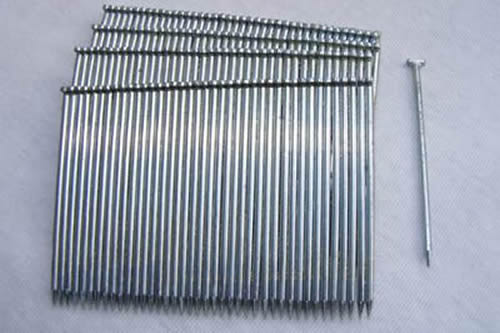 Galvanized Steel Casing Nails For Attaching Moldings