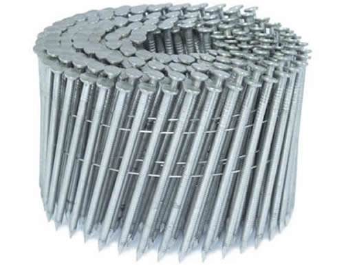 Galvanized Steel Finishing Nails Trim Finish Work
