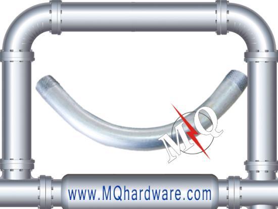 Galvanized Steel Imc Rigid Elbow