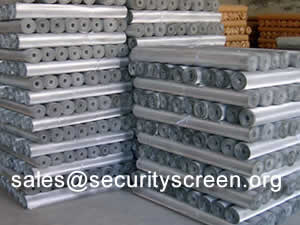 Galvanized Steel Insect Screen