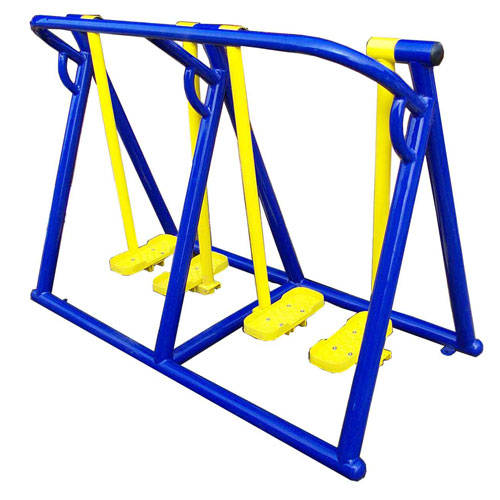 Galvanized Steel Outdoor Fitness Equipment
