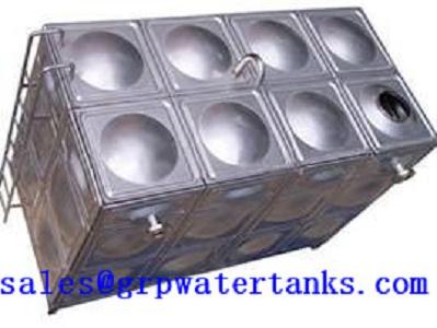 Galvanized Steel Water Tanks