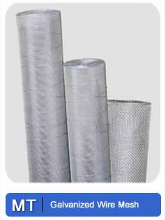 Galvanized Wire Mesh Metal Tec