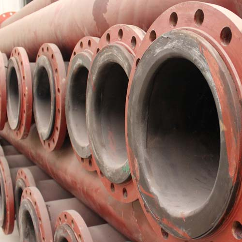 Gaodete Steel Plastic Oil Pipe