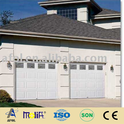 Garage Door 65292 Sectional Roller Up