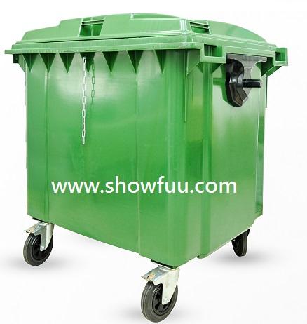Garbage Bin 1100 Liter