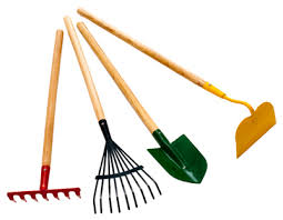 Garden Tools Are Exclusive Items Used To Carry Out Digging Cutting Cultivation And All Other Functio