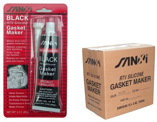 Gasket Maker And Silicone Sealant Made In China