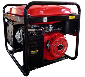 Gasoline Generator Type Ohv 25 Tilt Single Cylinder Forced Air Cooling 4 Stroke