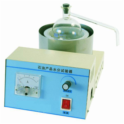 Gd 260 Distillation Method Water Content Tester